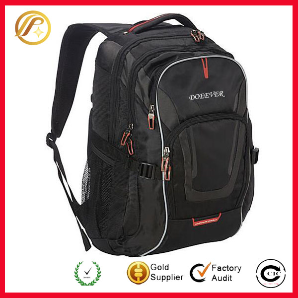 Durable Computer Backpack Laptop Bag With Multiple Pockets