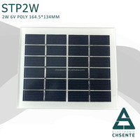price per watt solar panel 2w high quality solar power system pv solar panel