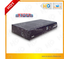original s1008 digital satellite receiver with iks sks iptv for south america