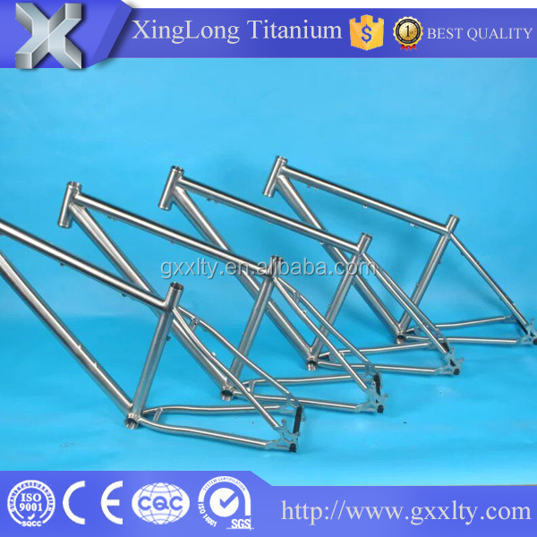 high quality and best price Titanium bike frame
