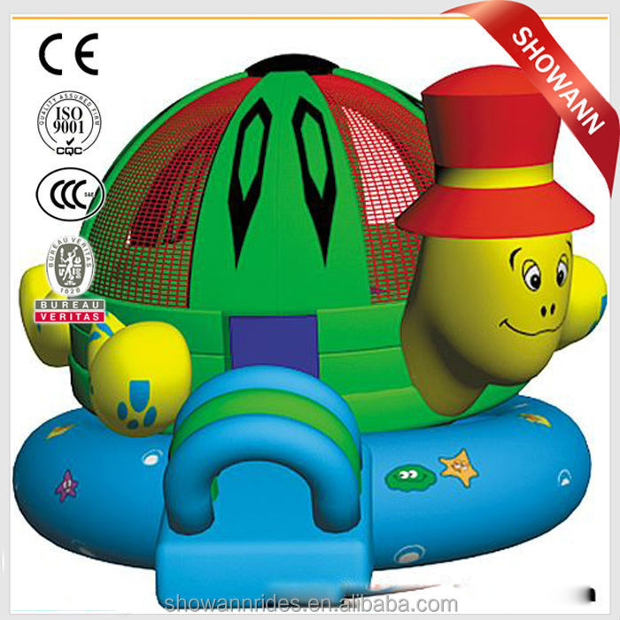 Inflatable jumping animal castle bouncer