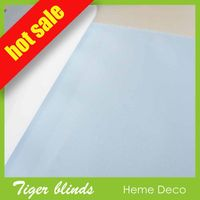blinds fabric latex coating