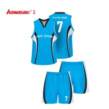 Latest design school basbetball racing uniforms blue uniform basketball men