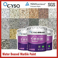 Water based desert sand texture paint