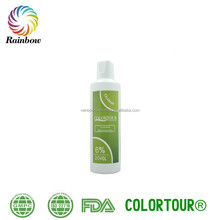 COLORTOUR OEM manufacturer private label professional hair color developer with factory price
