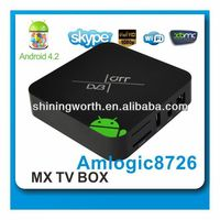 1080p android set top box dual tuner support DVB T/T2 function,android smart tv box