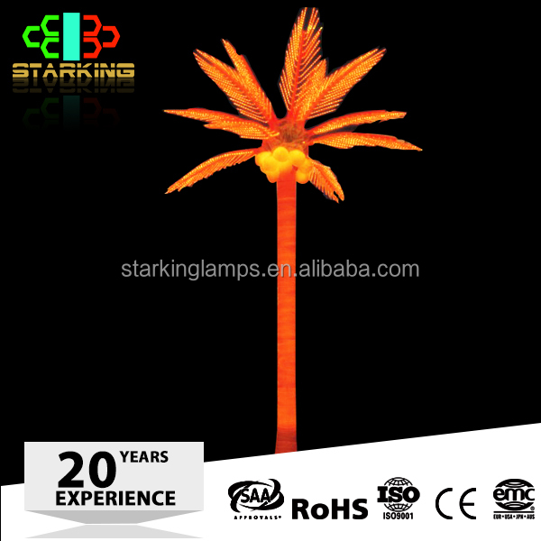 LED Palm Tree Light for important festivals