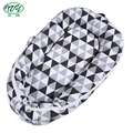 Comfortable cotton cover newborn bed baby co sleeper snuggle sleeping nest