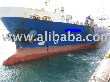 USED CARGO VESSEL 1930 DWT FOR SALE