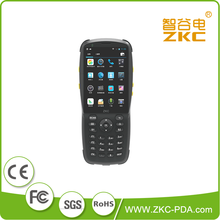 Android 4.0 Handheld Industrial PDA with 1D 2D barcode scanner and 3G wifi Bluetooth