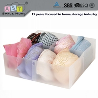 Chinese brand best selling customized bra storage box and underwear