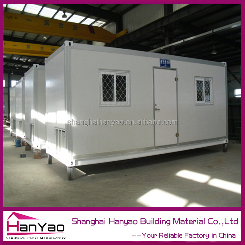 High Quality Steel Cheap Price 20ft Customized Structure Modular Container House