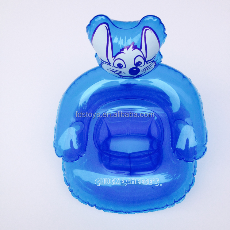 Custom plastic inflatable mobile phone holder