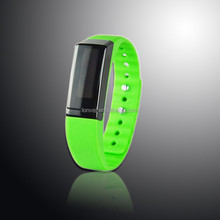 so smart touch screen bluetooth 4.3 wristband for activity