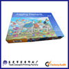 100 pieces custom animal style jigsaw puzzle for children