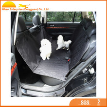 OEM&ODM Dog Car Seat Cover - Car Backing Seat Cover for Pet- Quilted Waterproof Non Slip Hammock