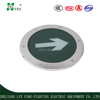 fire emergency luminaire buried lights