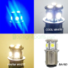 10-30VDC BA15d BAY15d BA15s BAU15s Marine Navigation Signal Light Bulb Anchor Lamp Inside