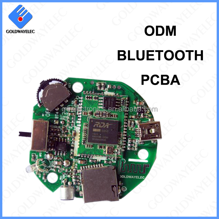 Made in China High quality OEM ODM wireless headphone bluetooth PCBA