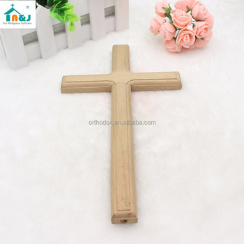 Cross wood for craft