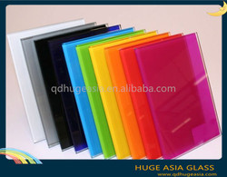 Pink, Gold, Bronze, Blue, Green, Grey Tinted Mirror, 5mm Tinted Mirror with Good Quality