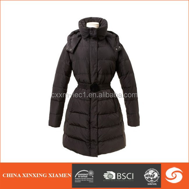 .2015 Latest Fashionable Style and Warm porn Down Jacket Winter Wear for Women/ Girl/ Lady