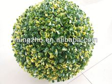 2013 China Artificial grass ball garden fence gardening preserved pyramid boxwood topiary