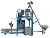 Semi-automatic Powder packaging machine, 5kg~25kg,Max 50kg, heavy bag, flour powder