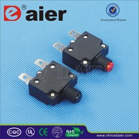 Thermal Overload Switch Electric Motor Circuit Breaker, Motor Protection Thermal Switch$