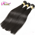 Wholesale good feedback cuticle aligned raw brazilian human hair silky straight