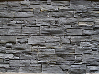 Chinese Stone Factory Natural Slate Deco Stone Panel