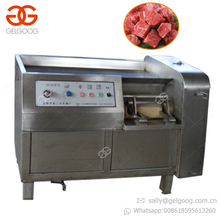 Industrial Electric Automatic Chicken Dicer Frozen Chicken Meat Slicer Goats Meat Cutter Beef Slice Cutting Machine