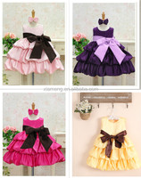 9 5 3 flower girls dresses baby fashion dresses for girls of 7 years old