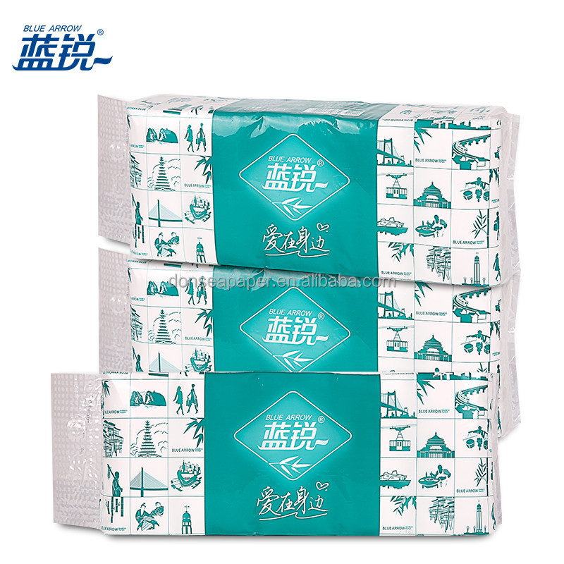 Cheap Virgin Pulp China Toilet Tissue / Soft Toilet Paper for Hotel and Resturant