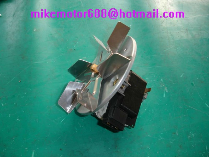 smoke exhaust fan motor