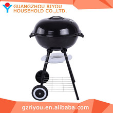 Guangzhou Riyou supply hot sale professional large charcoal bbq grills for outdoor BBQ