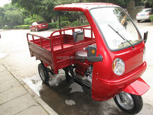 gasoline 150cc 200cc 250cc Cabin tricycle