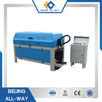 Factory price high quality steel bar/wire Straightening Cutting Machine
