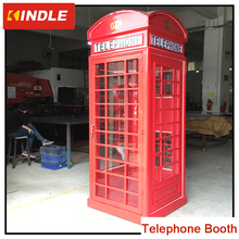 Old telephone booth phone booth for sale