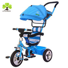 Ride On Toy Style baby tricycle and Car Type Three Wheels Children Trikes Professional Quality child walker tricycle