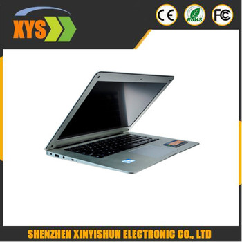 14inch cheapest laptop window 8.1 Notebook pc super slim laptop 32+500GB