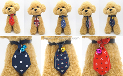 Colorful Dog Ties Pet Products Factory Produce Mix Color LD002