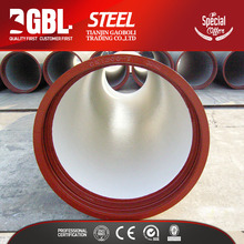 cast iron pipe/black iron pipe/ ductile iron pipe