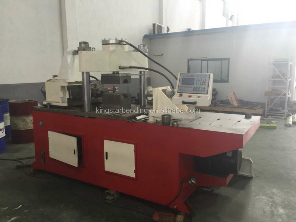 TM150 pipe end forming machine