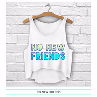 10pcs to buy New arrival sexy wholesale digital print modern fashion white cotton tank top for girls