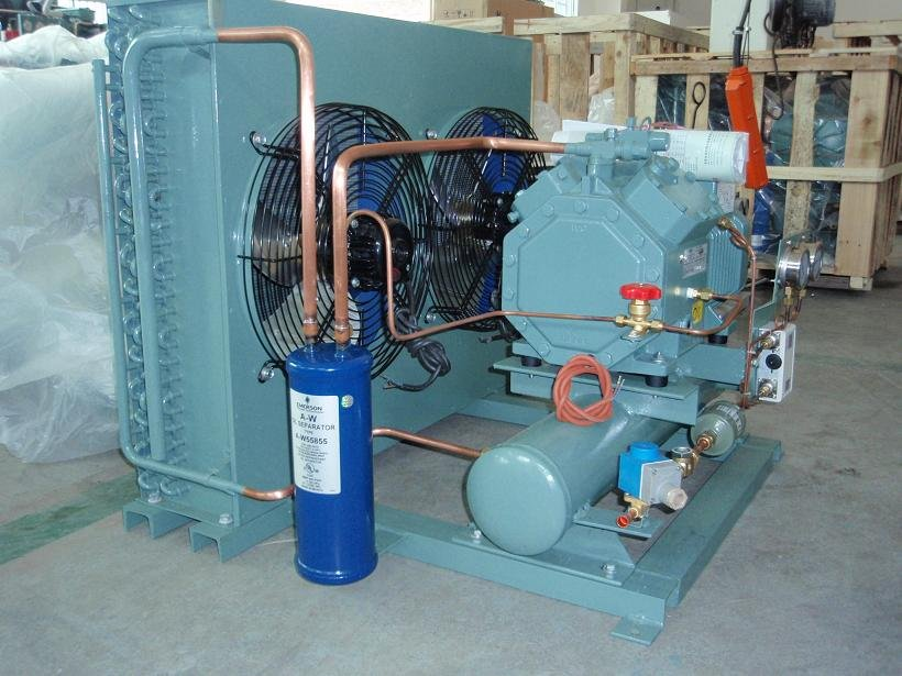 compressor-condensing-Refrigeration-Equipment-for-cold-room.jpg (820×615)