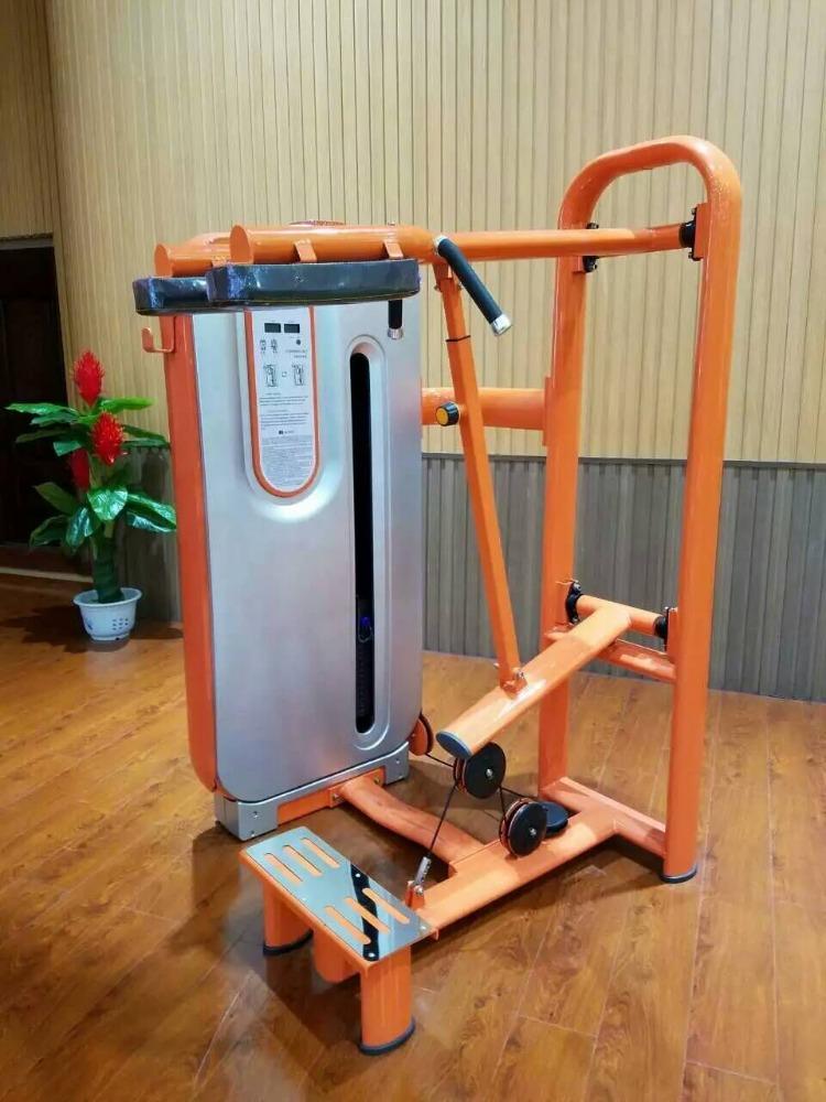 2018 Standing Calf Machine LDGL-7097 LAND FITNESS Slim Gym Exercise Equipment