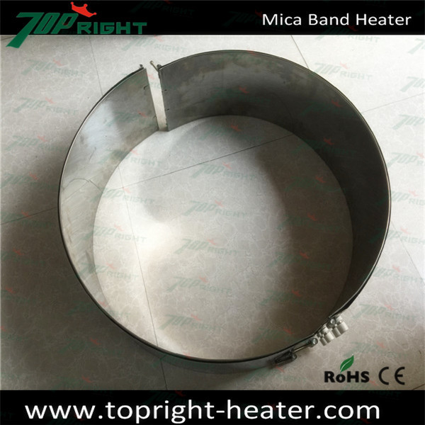 Mica Insulation Electric Band and Nozzle Heaters