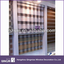 Remote Manual Control Blackout Rolling Blind Curtain