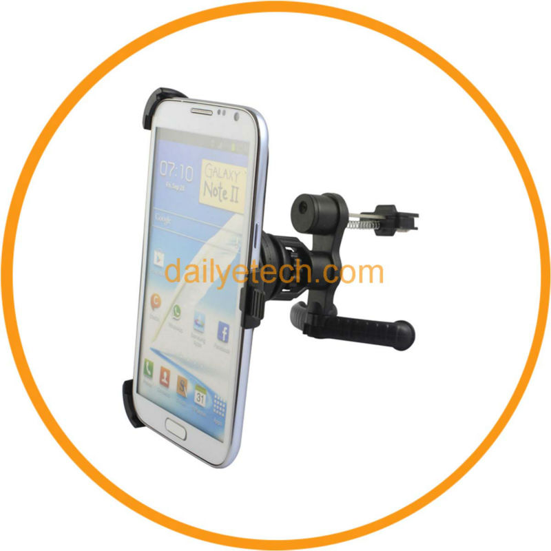 For Samsung Galaxy Note 2 II N7100 Car Air Vent Mount Stand Holder from dailyetech